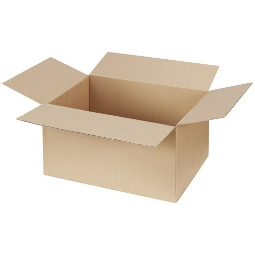 Kartons einwellig 350x250x200mm