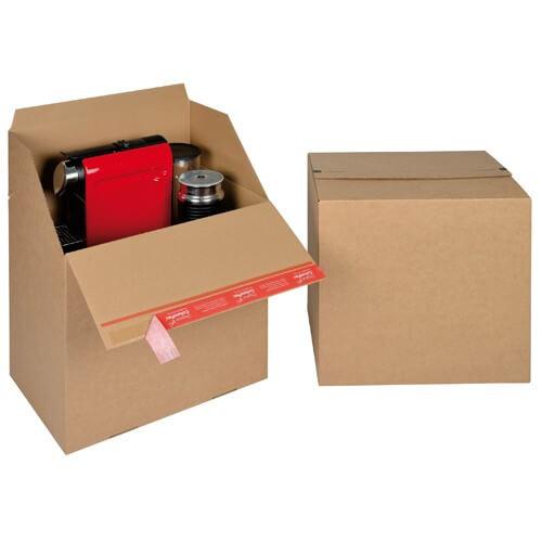 Colompac Eurobox cp.154.403040 Paletten-System Kartons 394x294x387 mm