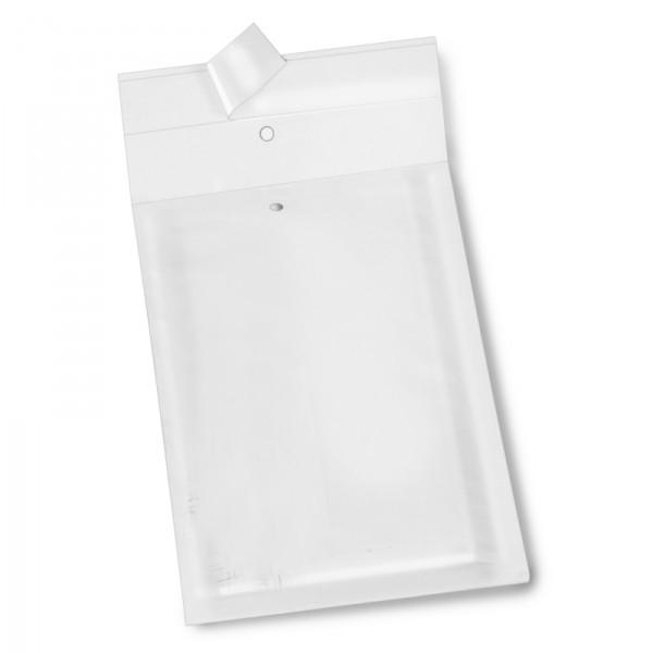 weiße Luftpolster Versandtaschen 120 x 220 mm