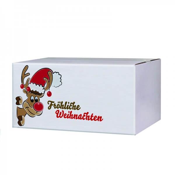 300x215x140 mm Weihnachtskartons Mr. Holly B 1.30w