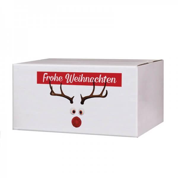 Kartons mit Weihnachtsmotiv Mr. Twinkle 200x150x90 mm