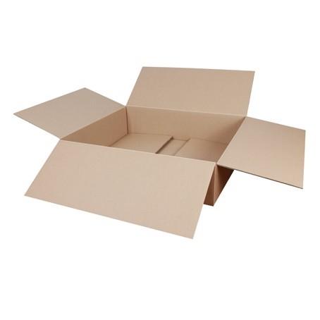 Kartons einwellig 665x553x165mm