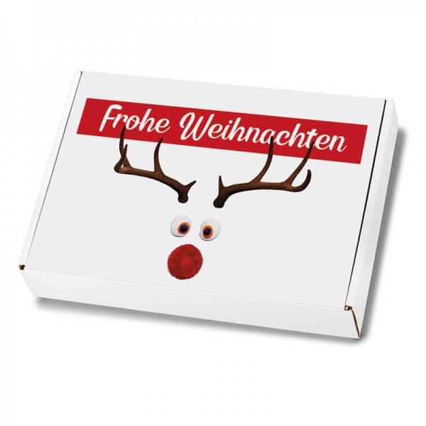 Weihnachtskartons Maxibrief Mr. Twinkle 250x174x50 mm