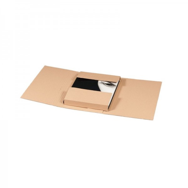Buchverpackung Easy A4 offen