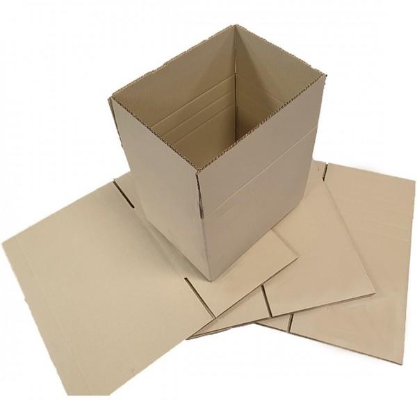 Kartons aus Graspapier 305x220x150 mm Nachhaltig und Klimaneutral