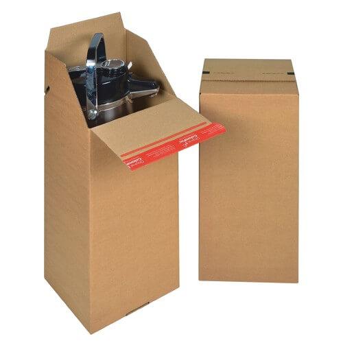 Colompac Eurobox cp.154.202040 Paletten System Kartons 194x194x387 mm