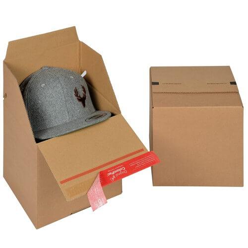 Colompac Eurobox cp.154.202020 Paletten System Kartons 194x194x187 mm