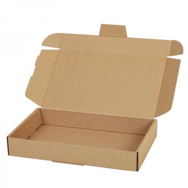 Maxibrief Kartons 240x160x45 mm voll geöffnet