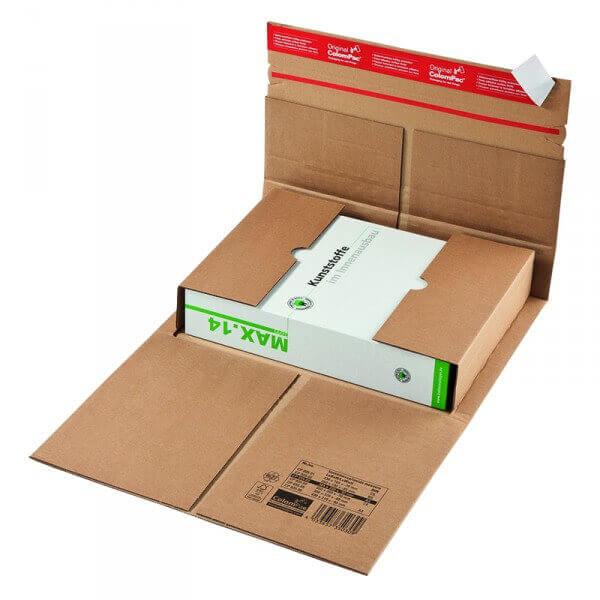 230x165x0-70 mm Universal-Versandverpackung A5 ColomPac CP.035.01
