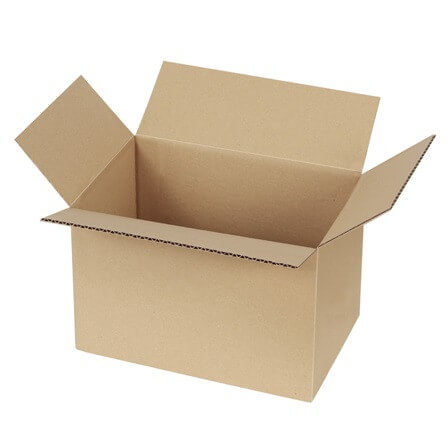 Kartons einwellig 250x200x200 mm