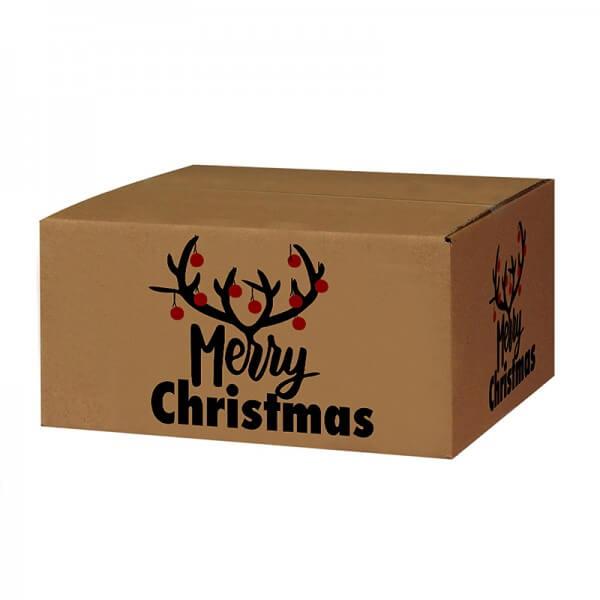 300x215x140 mm Weihnachtskartons Christmas Bells B 1.20 b