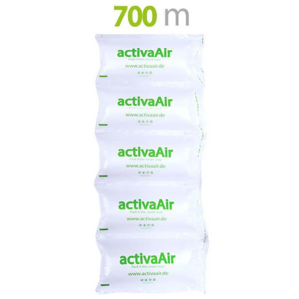 Luftkissenfolie 100x200 mm - Lauflänge 700 m