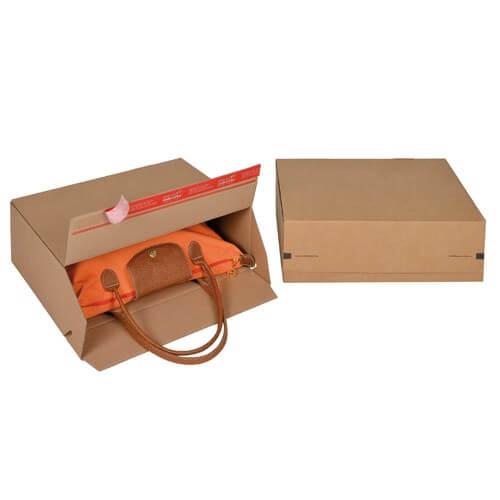 Colompac Eurobox cp.154.401530 Paletten System Kartons 394x144x287 mm