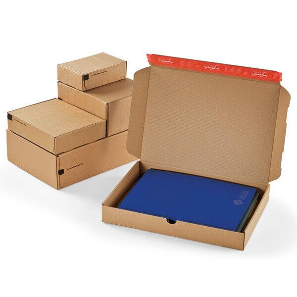 E-Commerce Modulbox Maxibrief Außenabmessung: 350x250x50 mm