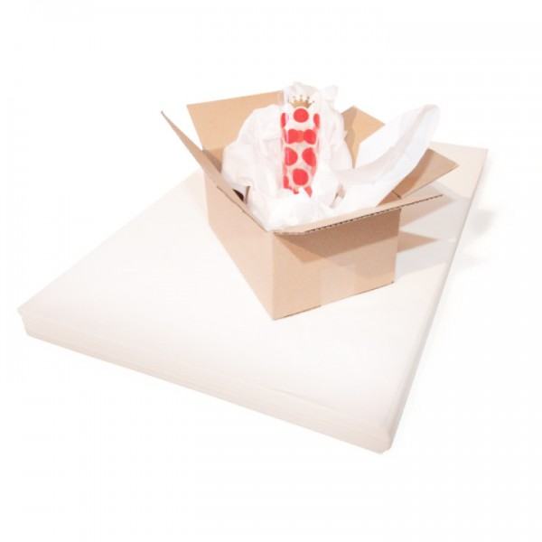 Sedenpapier Chlor- und Säurefrei 75 cm x 100 cm 1/2 Bogen