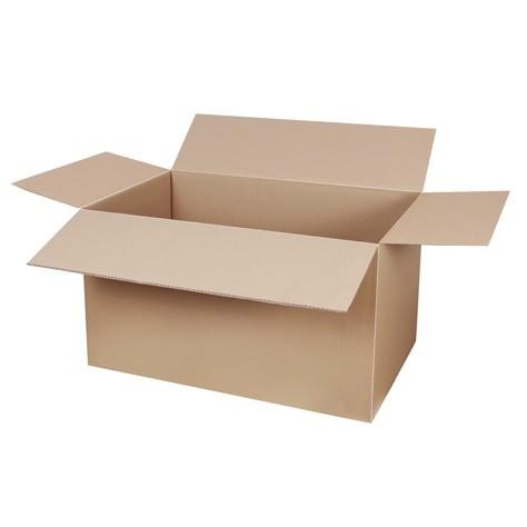 Kartons zweiwellig 800x350x350 mm
