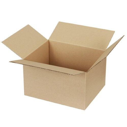 Kartons einwellig 250x200x150 mm