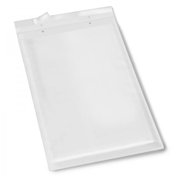weiße Luftpolster-Versandtaschen DIN A4 220x340 mm, Gr. F/16