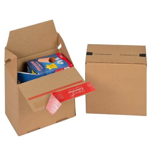 Colompac Eurobox cp.154.151015 Paletten System Kartons 145x95x140 mm