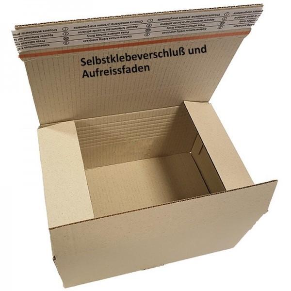 305x215x15 mm Grünmarie® Graskartons mit Automatikboden & SK Verschluss