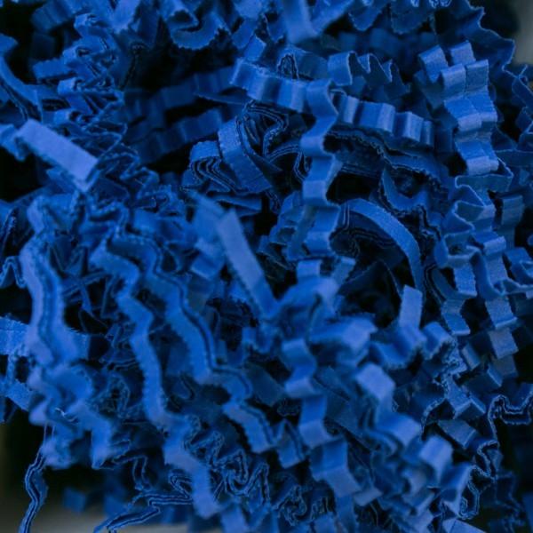 Deko- Papierfüllmaterial Saphir Blau 5 kg