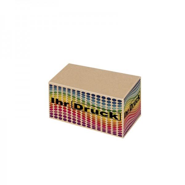 125x100x80 mm einwellige Kartons mit Digitaldruck