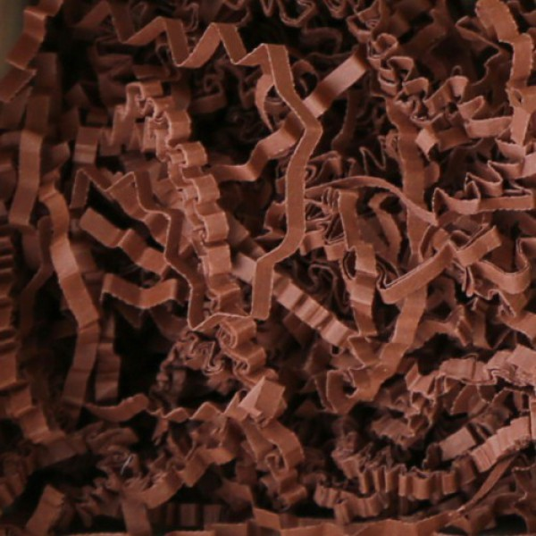 Deko- Papierfüllmaterial Mokka 2 kg