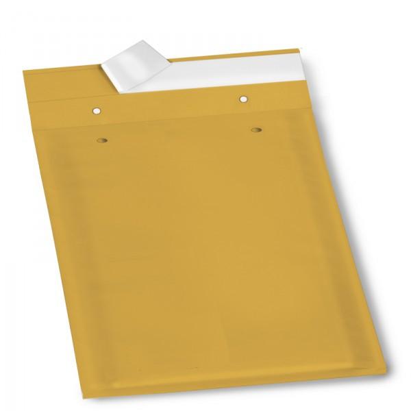 braune Luftpolster Versandtaschen E 220 x 260 mm