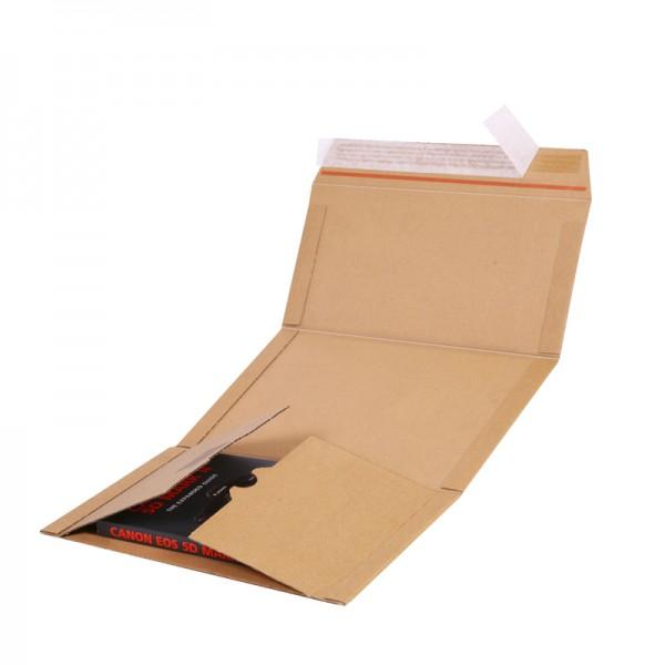 Buchverpackung Quick offen B5 274 x 191 x 0-80 mm