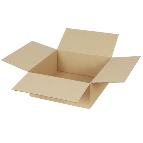Kartons einwellig 350x350x140mm