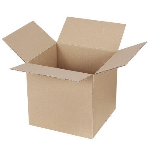 Kartons einwellig 260x250x250 mm
