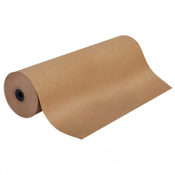 Natronkraftpapier 75 cm breit - Rollengewicht 80g/m²