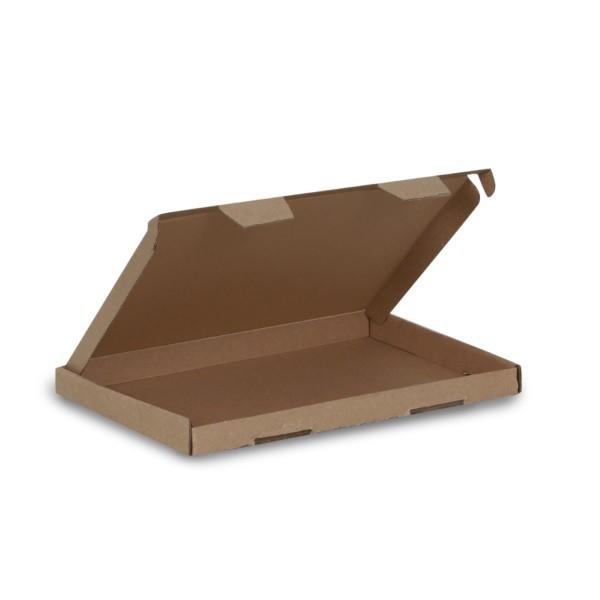 Großbriefkartons 230x160x20 mm DIN A5 braun