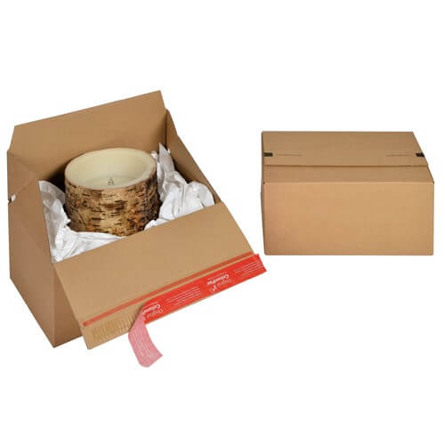 Colompac Eurobox cp.154.302015 Paletten System Kartons 294x194x137 mm