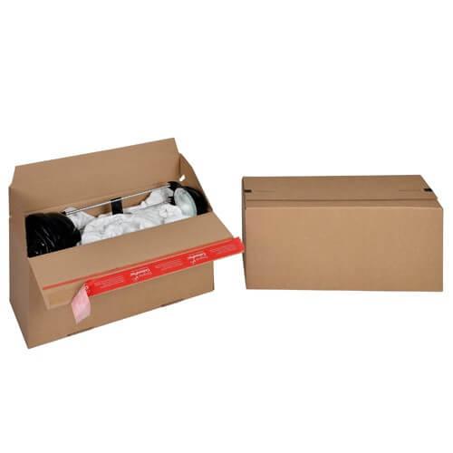 Colompac Eurobox cp.154.401520 Paletten System Kartons 394x144x187 mm