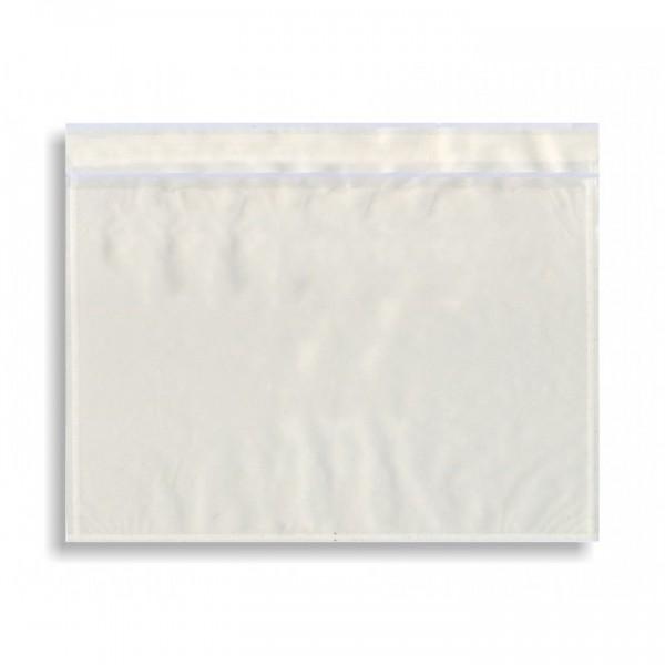 Lieferscheintaschen aus Papier C5 Neutral, 500 Stück