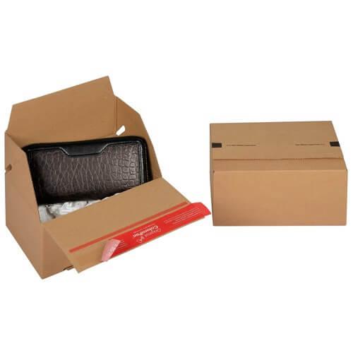Colompac Eurobox cp.154.201510 Paletten System Kartons 195x145x90 mm