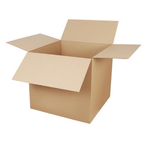 einwellige Kartons 585x585x300-585 mm