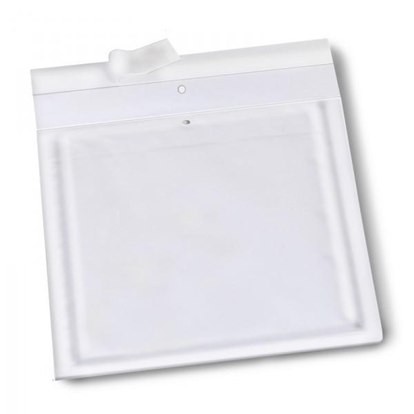 CD Luftpolstertaschen 180 x 165 mm weiß