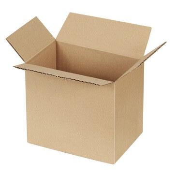 Kartons einwellig 155x110x135 mm