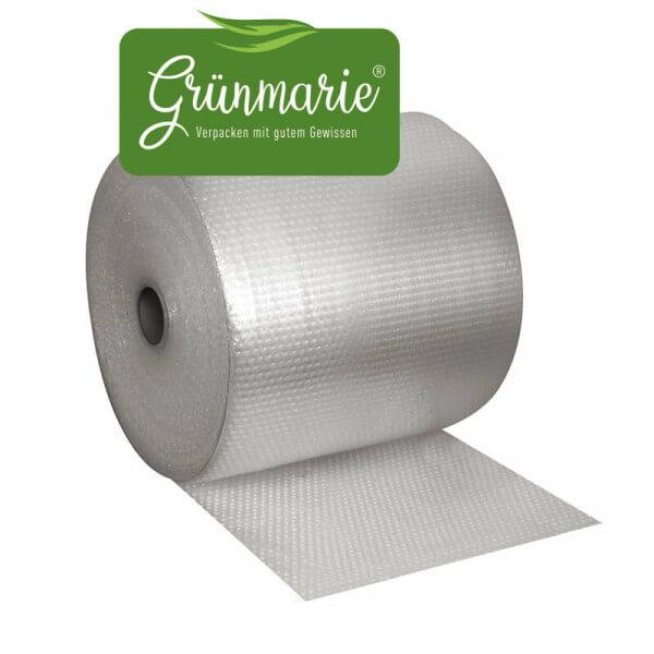 Grünmarie® Recycling Luftpolsterfolie ECO 0,50 m x 100 m