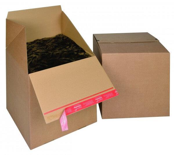 Colompac Eurobox cp.154.404040 Paletten System-Kartons 394x394x387 mm