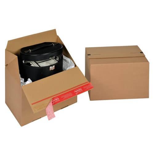 Colompac Eurobox cp.154.302020 Paletten System Kartons 294x194x187 mm