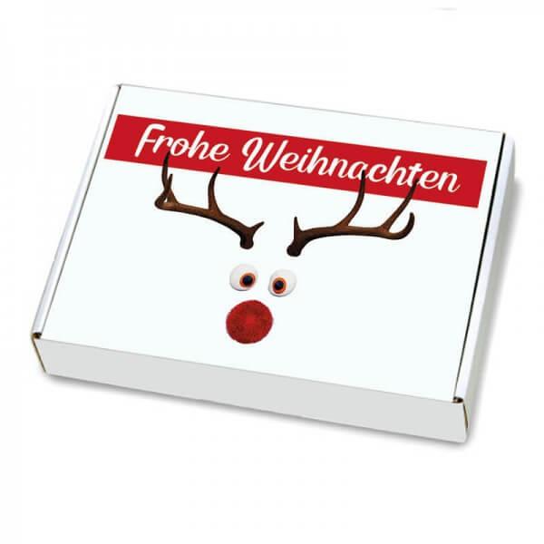 Maxibriefkartons mit Weihnachtsmotiv 350x250x50 mm Mr. Twinkle