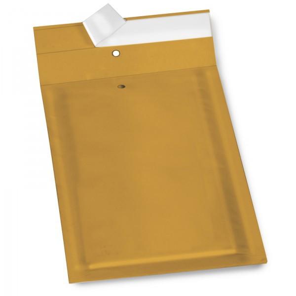 braune Luftpolster-Versandtaschen 150x220 mm, Gr. C/13, A6
