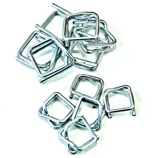 25 mm Verschlussklemmen für Textil-Umreifungsband
