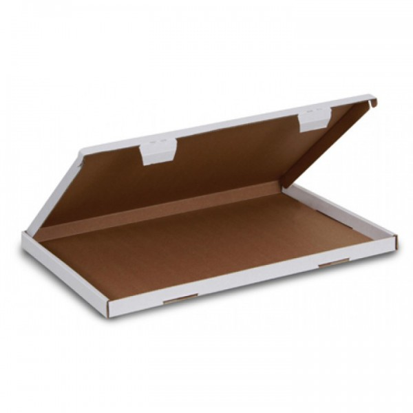Großbriefkartons 230x160x20 mm DIN A5 weiß