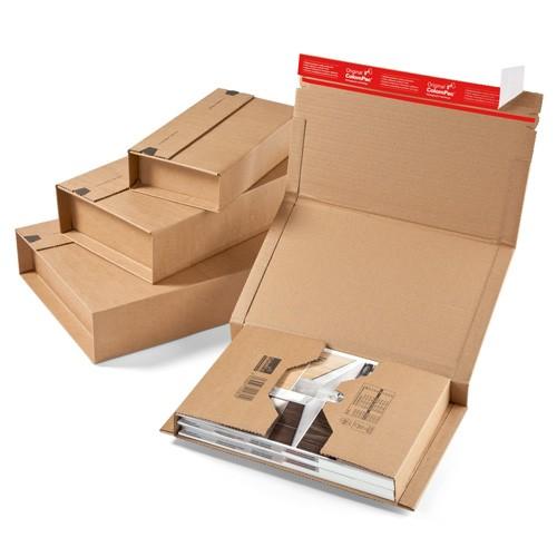 Wickelverpackung Premium A4 Innenmaß: 302 x 215 x 80 mm