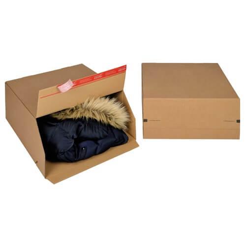 Colompac Eurobox cp.154.402040 Paletten-System-Kartons 394x194x387 mm