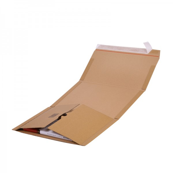 Buchverpackung Quick A4 304 x 215 x 0-80 mm